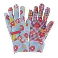 Garden Nitrile Coated Safety Work Gloves