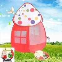 Kid's tents/mushroom house kid's tent/outdoor tents/Camping tents/pop up tent
