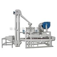 High efficient Tartary buckwheat dehulling & separating machine