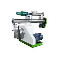 SZLH Series One Layer Conditioner Feed Pellet Machine