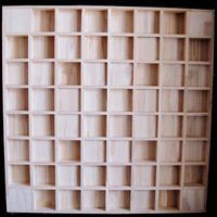 QRD Diffuser acoustic panels solidwood diffuser