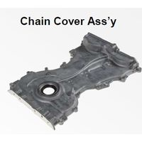 Chain Cover Ass'y