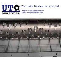 Single Shaft Shredder S66200 for plastic film, board, bottle, sheet, bucket crusher recycling thumbnail image