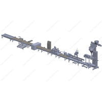 food powder ingredient handling line system