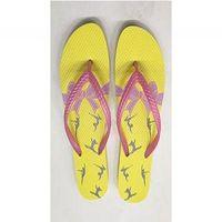 Flip flop sneakers