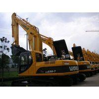 23ton excavator W2239
