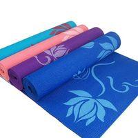 Slip Resistant PVC Yoga Mat