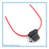 Automotive Waterproof Car Atc Middle in Line Fuse Holder