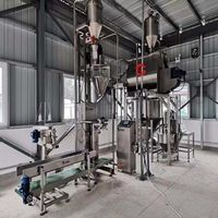 Coffee powder production line manufacture thumbnail image