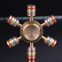 iSpin fine copper finger spinner