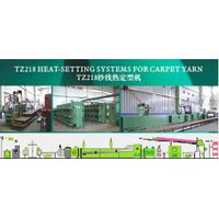 TZ218 Heat-setting Systens for Carpet Yarn