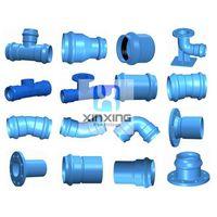 Dutctile Iron pipe fittings for PVC thumbnail image