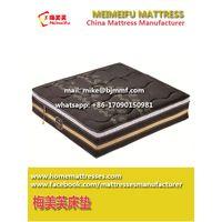 2017 Rolled Memory Foam Pocket Spring Mattress made in China   Meimeifu Mattress thumbnail image