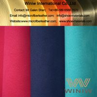 high quality microfiber suede leather for bag,garment,handbag,sofa and so on