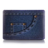 "2015 wholesale new pattern Hard Case for Macbook Pro 13"" Retina - Jeans"