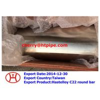 Hastelloy C22 round bar