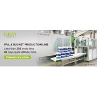 20s IML bucket molding line offer