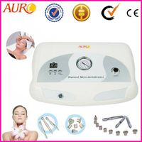 White color Microdermabrasion diamond peeling face lift machine with CE Au-3012 thumbnail image