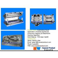 plastic parts mould plastic injection mold