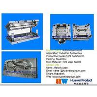 plastic parts mould plastic injection mold
