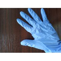 Disposable powder free medical safety protective examination cut resistant low price nitrile glove