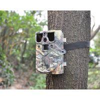 10mp HD 720P Invisible Black IR wildlife hunting camera trap thumbnail image