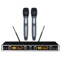 PLL & UHF True Diversity Wireless Microphone IU-2067