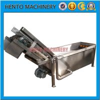 2017 High Quality Vegetable And Fruit Washing Machine