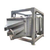 Industry Carbon Steel Linear Vibration Gyratory Sifter