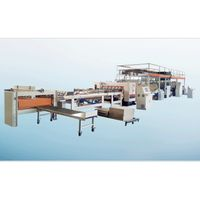 Single Facer Corrugated Cardboard Production Line thumbnail image