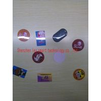 printing 30mm irregular smart mini card