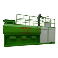 High power hydro seeder machine
