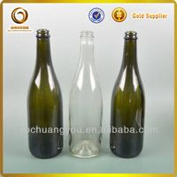 best price for 750ml empty champagne bottles