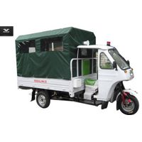 (Item No.:HY250ZK-4)  250cc ambulance tricycle