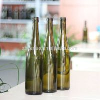 750ml rhine wine glass bottle with high quality and best price