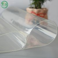 0.1mm Translucent Polyester Film Eco Friendly TPU Material for Carpet thumbnail image