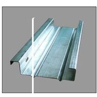 Different cold rolled steel profile (steel sections
