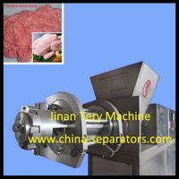 High Capacity frozen butcher meat bone cutter thumbnail image