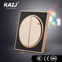 wall switch with led indicator light