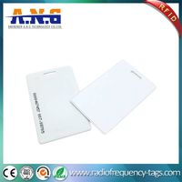 RFID ABS Proximity School Student ID Card with Serial Number