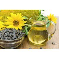 Sunflower Oil - Crude & Refined