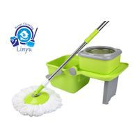 KXY-ZD 360 spin mop with folding bucket thumbnail image