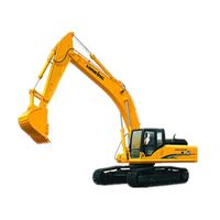 High Quality 22 Ton Crawler Hydraulic Excavator Price