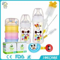 PP plastic baby bottle