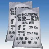 Manufacture high quality MSP Monosodium Phosphate low price stock
