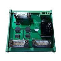 8 MHZ signal converters SSI/parallel encoder branching
