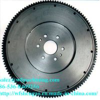 Customized Sand Casting Fitness Equipment Flywheel with Machining thumbnail image