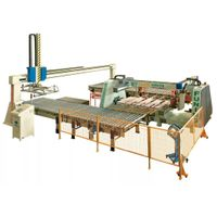 Double end cutting saw production line thumbnail image
