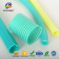 High abrasion resistance PVC suction hose