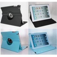 Genuine Leather Case For iPad 2,iPad 3,iPad 4, iPad mini